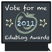 Edublog Awards – Voting Now Open