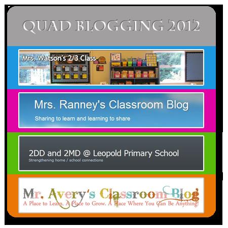 Let the Quad Blogging Begin!