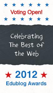 Edublog Awards – Time to Vote!