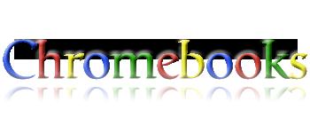 Our New Chromebooks!