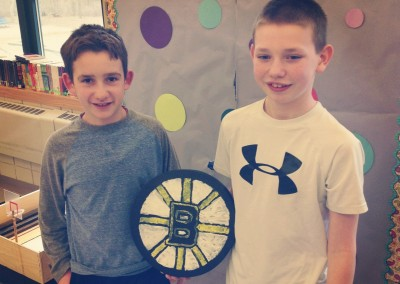 Genius Hour Hockey Puck