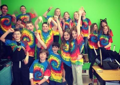 Grade 6 T-shirts