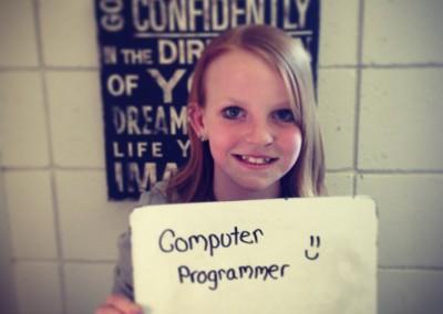Future Computer Programmer